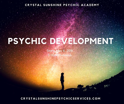 Online Psychic Development Program