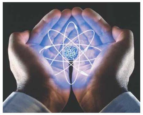 The Atom Provides Energy