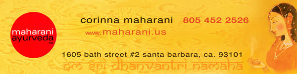 Santa Barbara Ayurveda  - Corinna Maharani