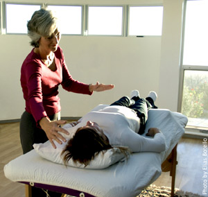 Santa Barbara Healing sessions with Laura Mancuso