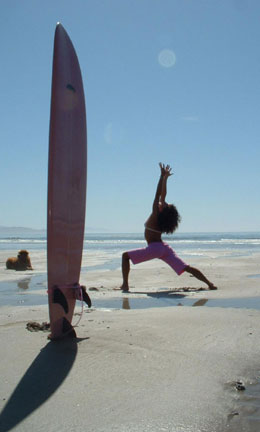YOGA AND SURF RETREATS In Santa Barbara and Mexico