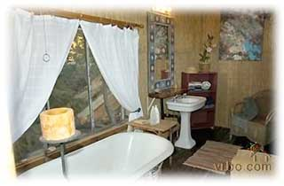 Secluded Mountain Yurt For Rent In Santa Barbara California