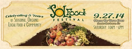 Sustainable, Organic, Local Food Festival in Santa Barbara